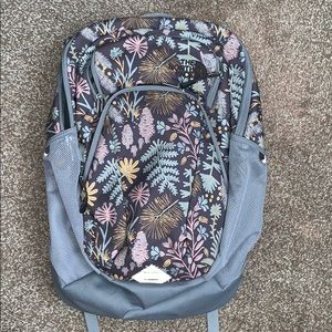 North Face Pivoter Backpack - Woodland Floral
